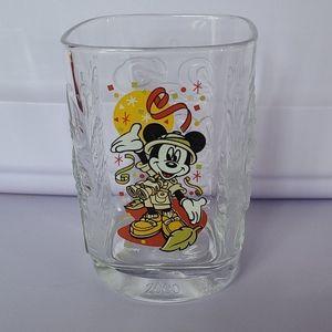 Disney Animal Kingdom 2000 McDonald's Glass